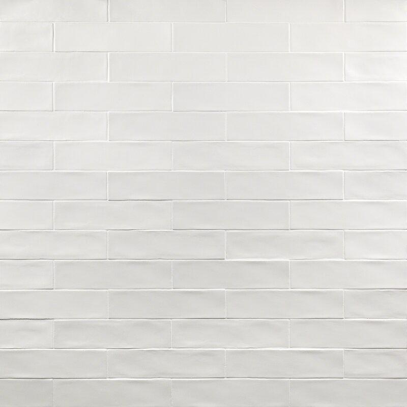 """Strait 3"""" x 12"""" Ceramic Subway Tile"""