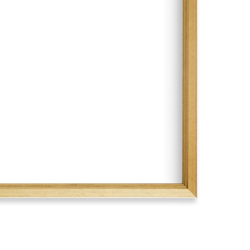 The Island art framed 24x18