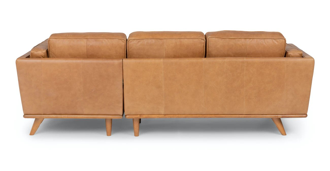 TIMBER right sectional - charme tan