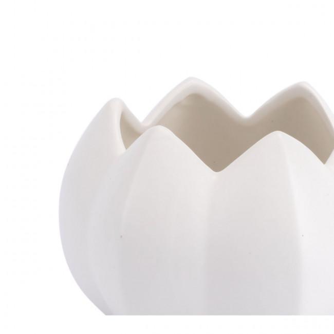 Lotus Small Bowl White