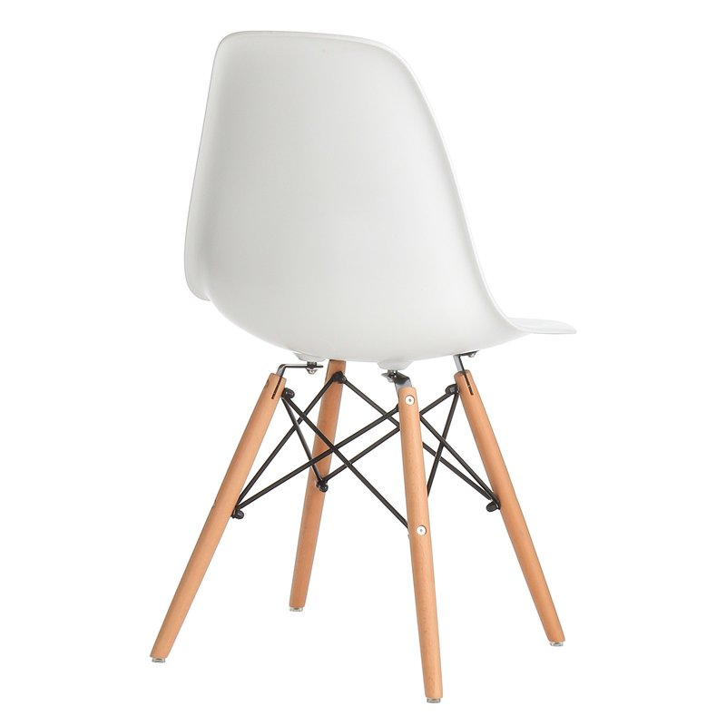 Dining Chair by PoliVaz, White