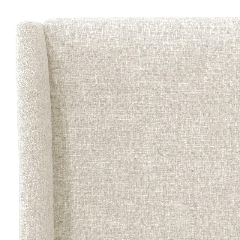 Charlotte Upholstered Low Profile Standard Bed -king