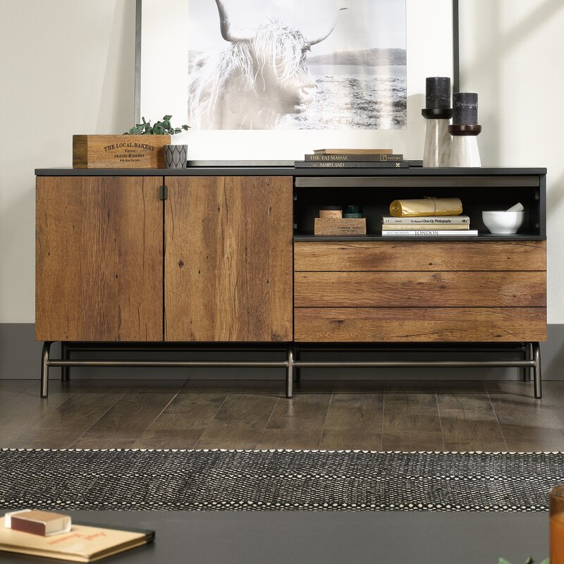 """Khia TV Stand for TVs up to 60"""""""