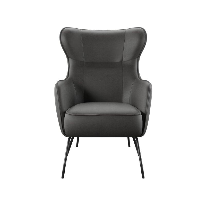 "Trimble 19.6"" Armchair"