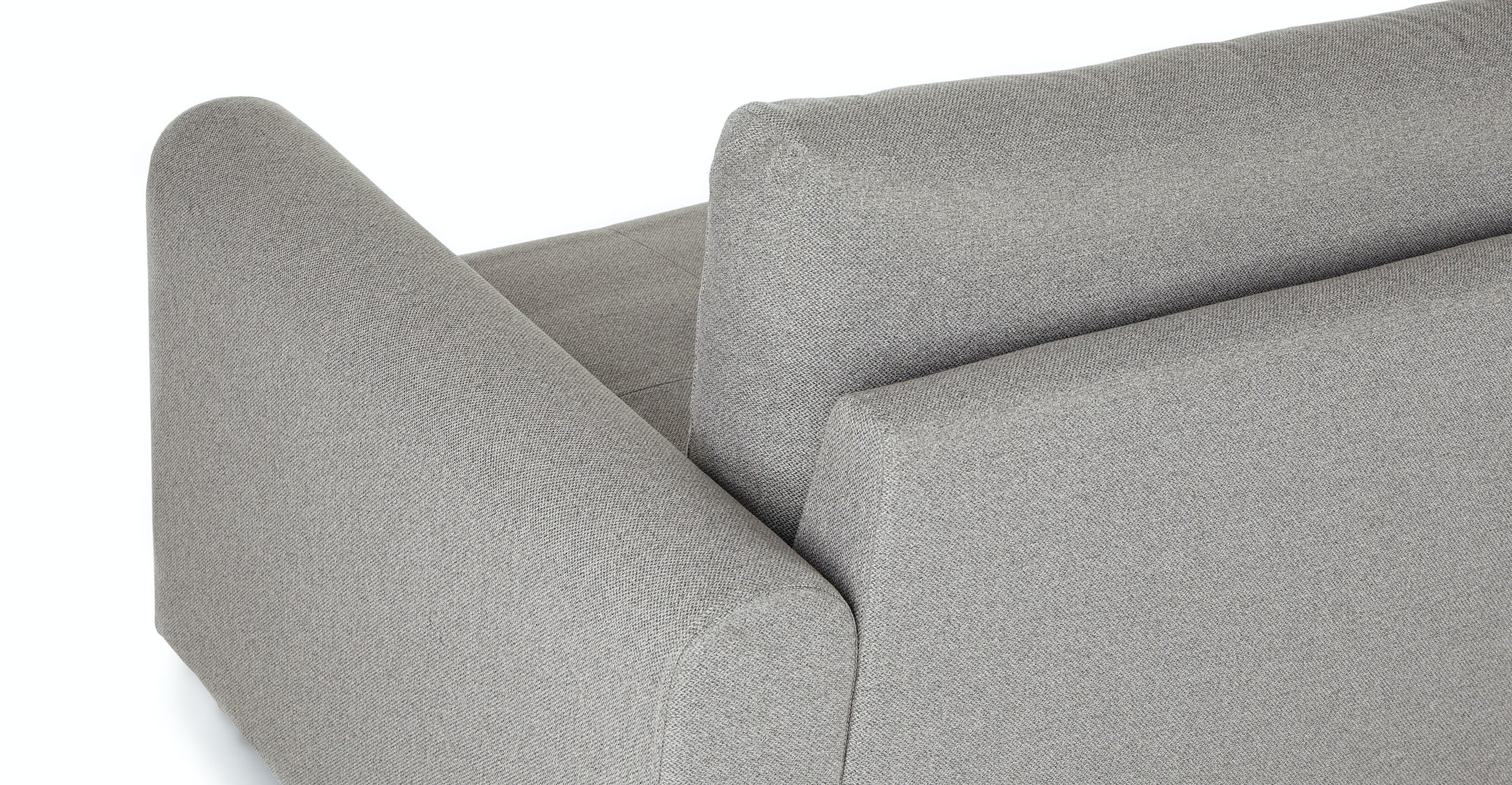 Nordby Pep Gray Sofa Bed