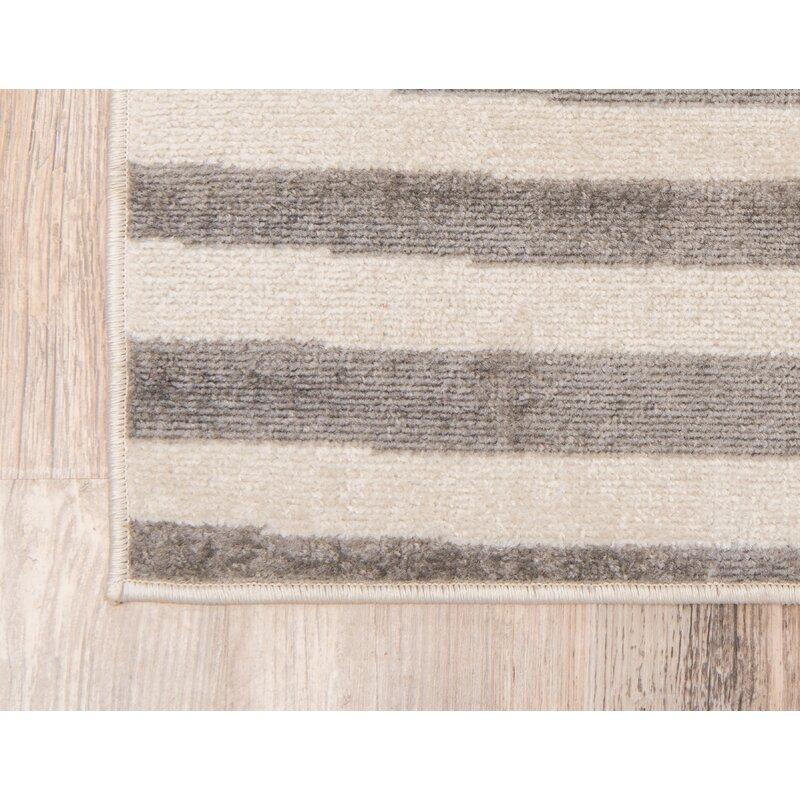 Cameron Warm Gray/Ivory Area Rug