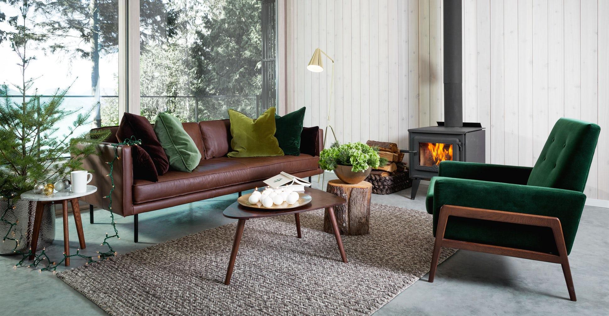 Nord Balsam Green Chair