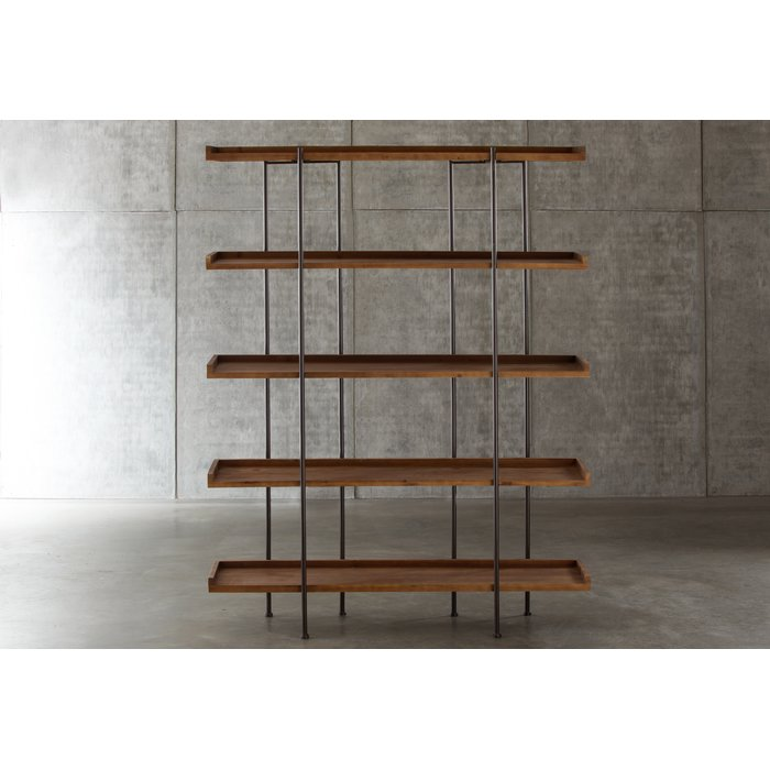 Wanda Etagere Bookcase