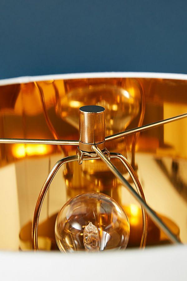 Marilyn Velvet Table Lamp- Rose