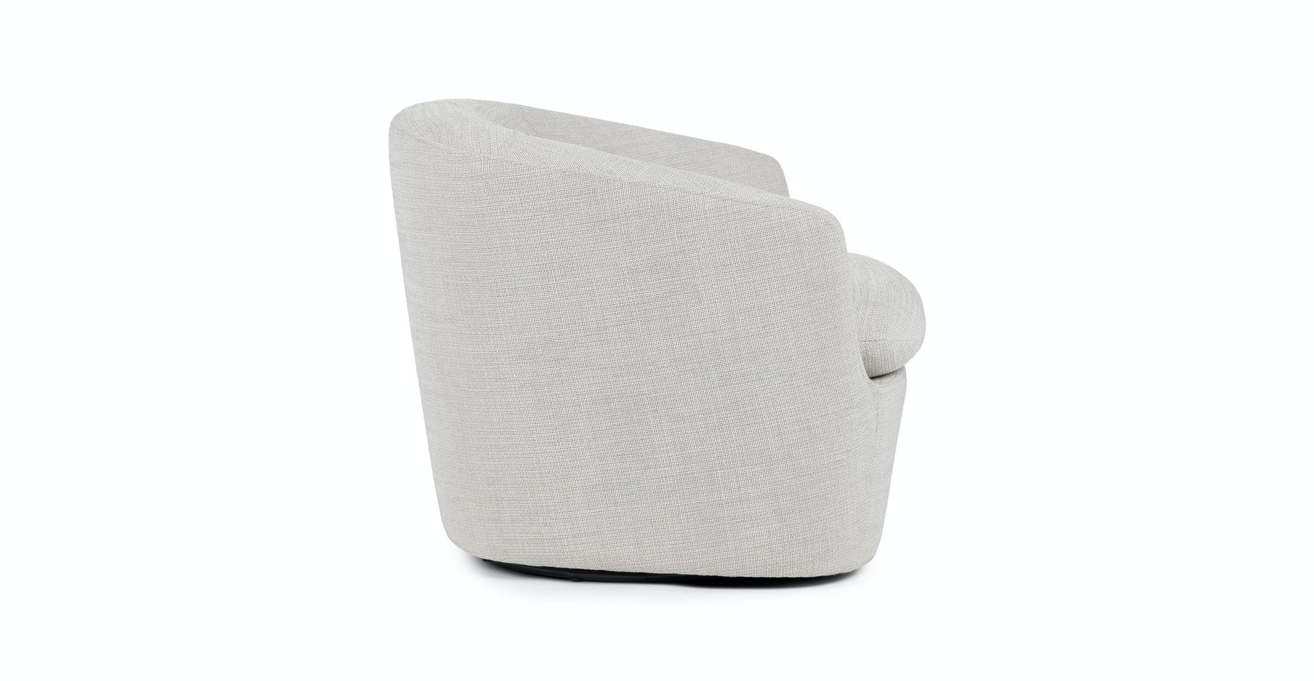 Turoy Wicklow Gray Chair