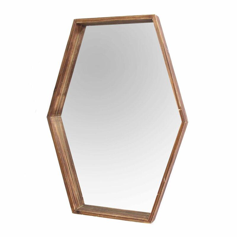 Clayhatchee Distressed Accent Mirror