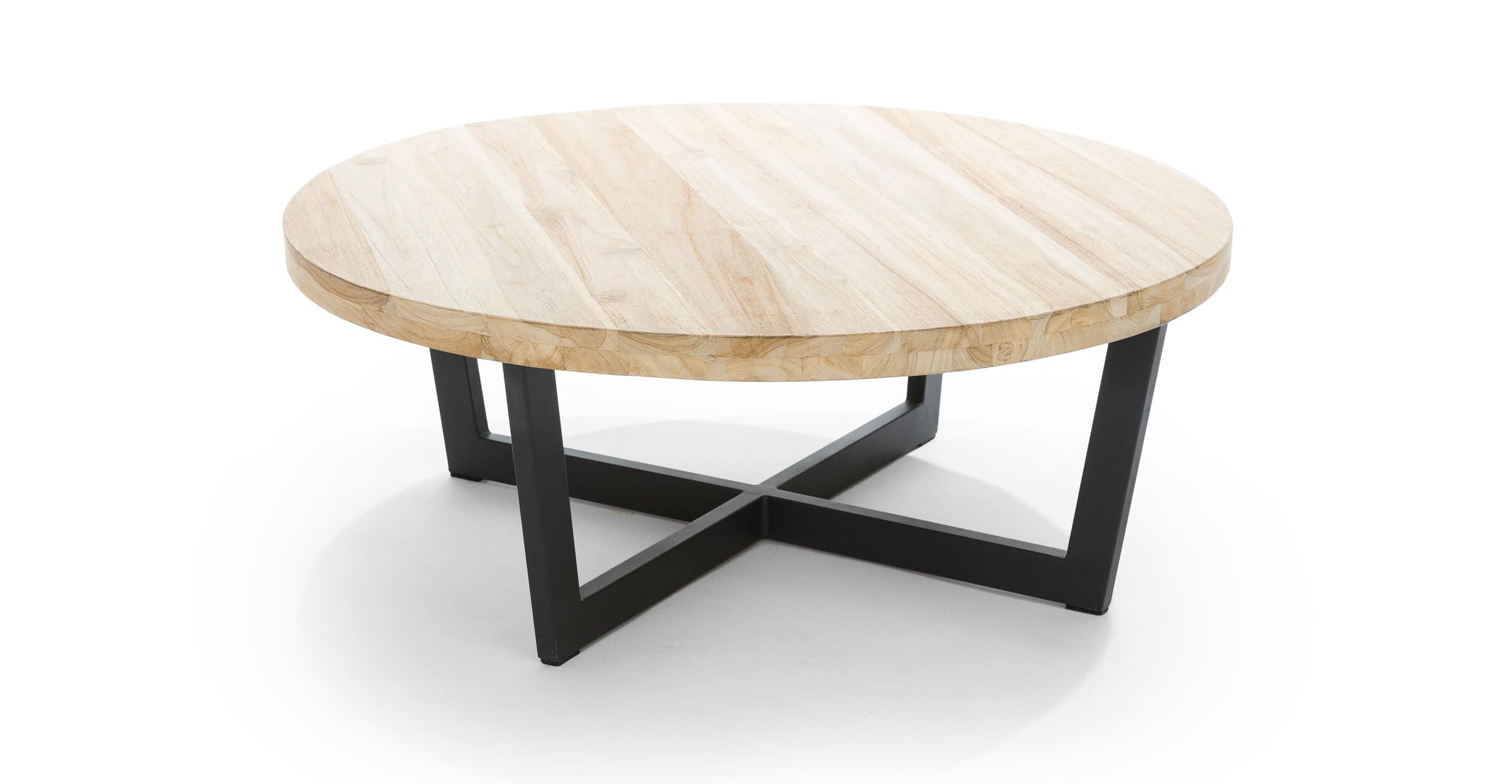 Toba Natural Teak Coffee Table