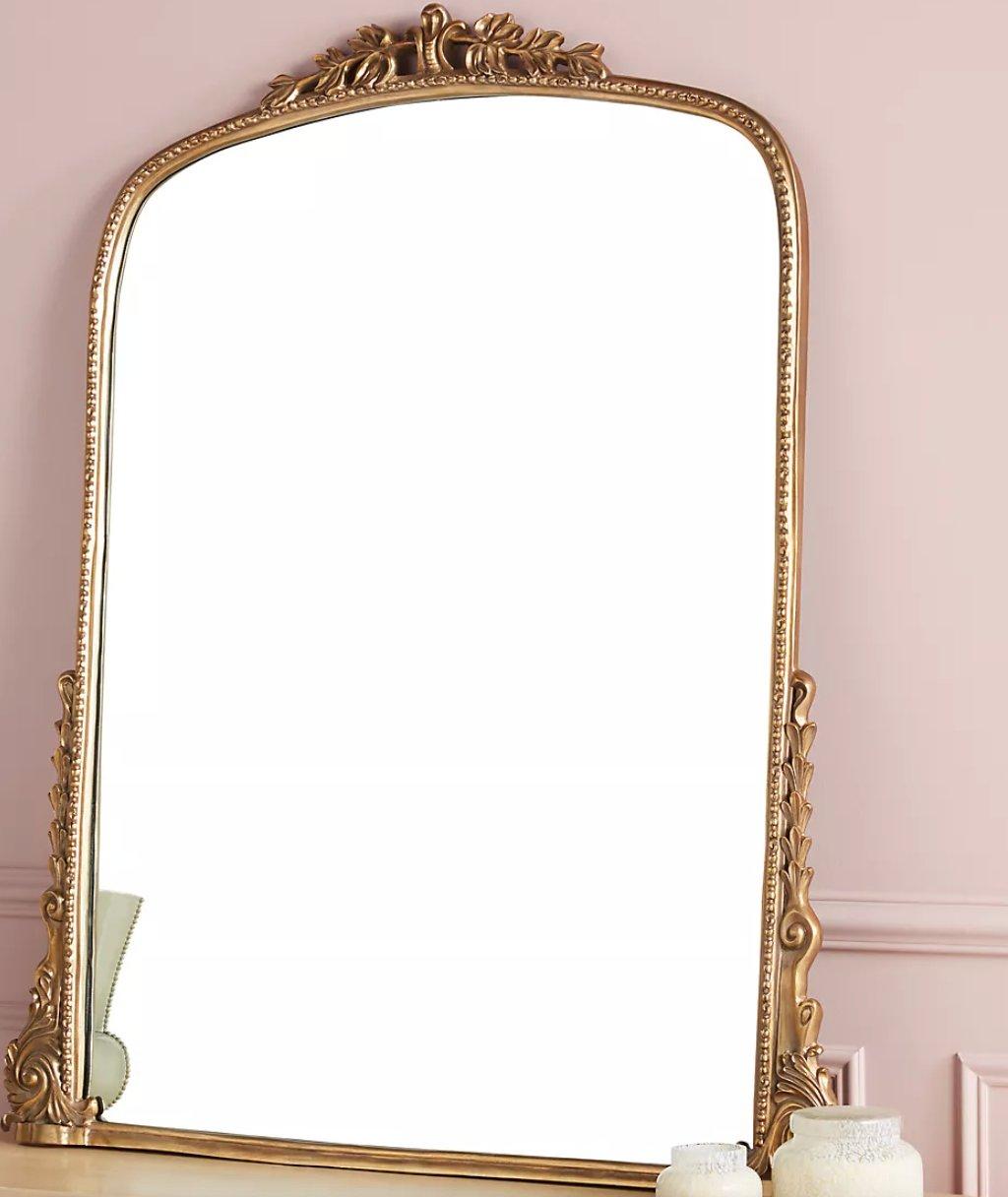 Gleaming Primrose Mirror- 5'