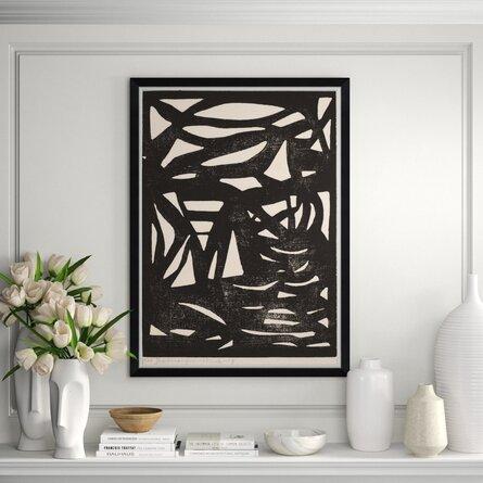 "Composition XXII Art Print, 33.25"" x 45.25"""