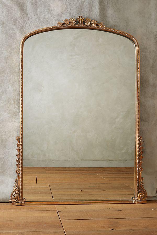 Gleaming Primrose Mirror - LARGE