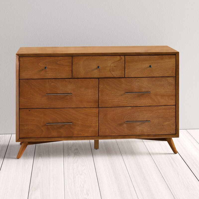 Williams 7 Drawer Dresser