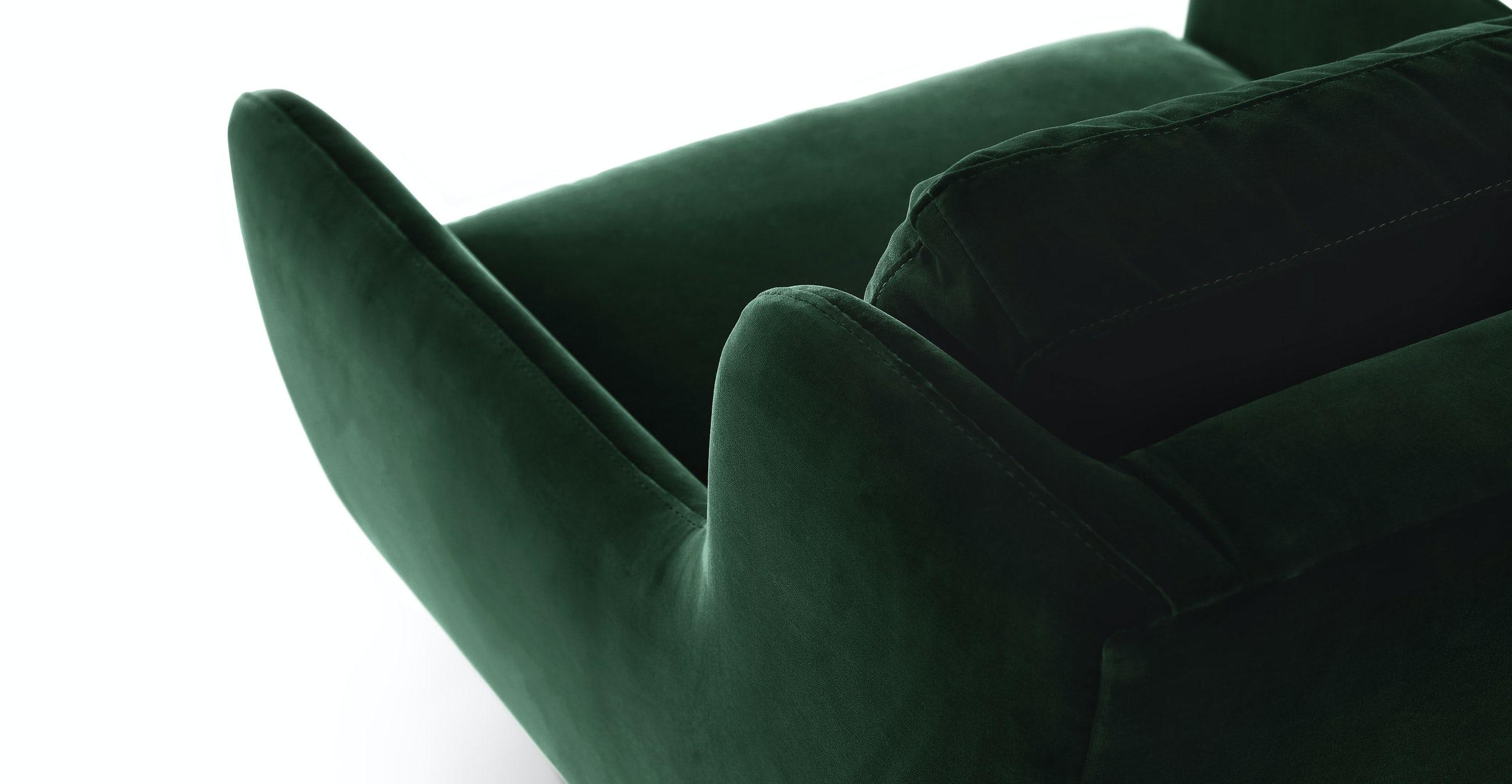 Matrix Balsam Green Chair