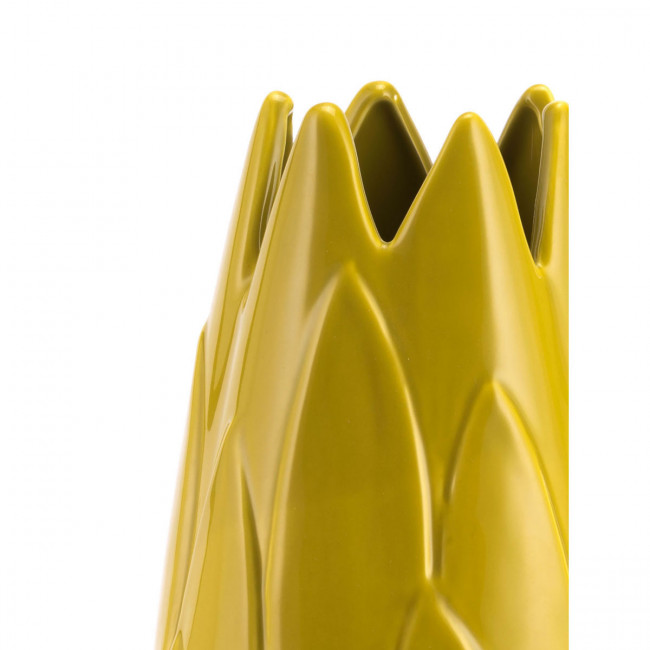 Arti Medium Vase Lemon Yellow