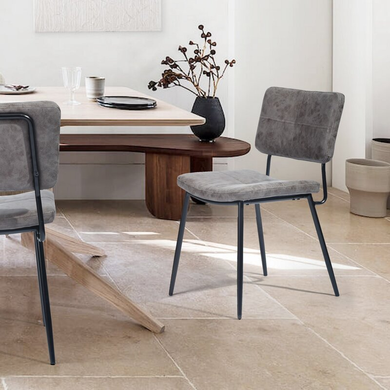 Aspinwall Upholstered Dining Chair (set of 2)