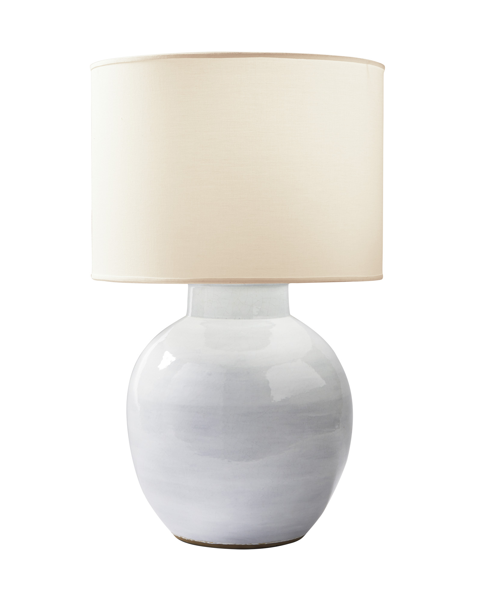 Morris Table Lamp - White