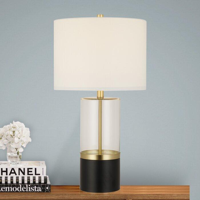 "Cepheus 26"" Table Lamp with Bulb"