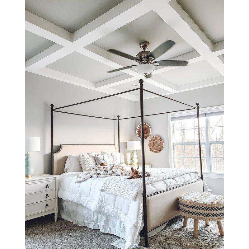 Jasman Canopy Bed