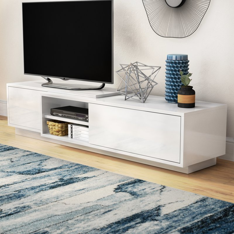 Dedrick TV Stand for TVs up to 78 inches