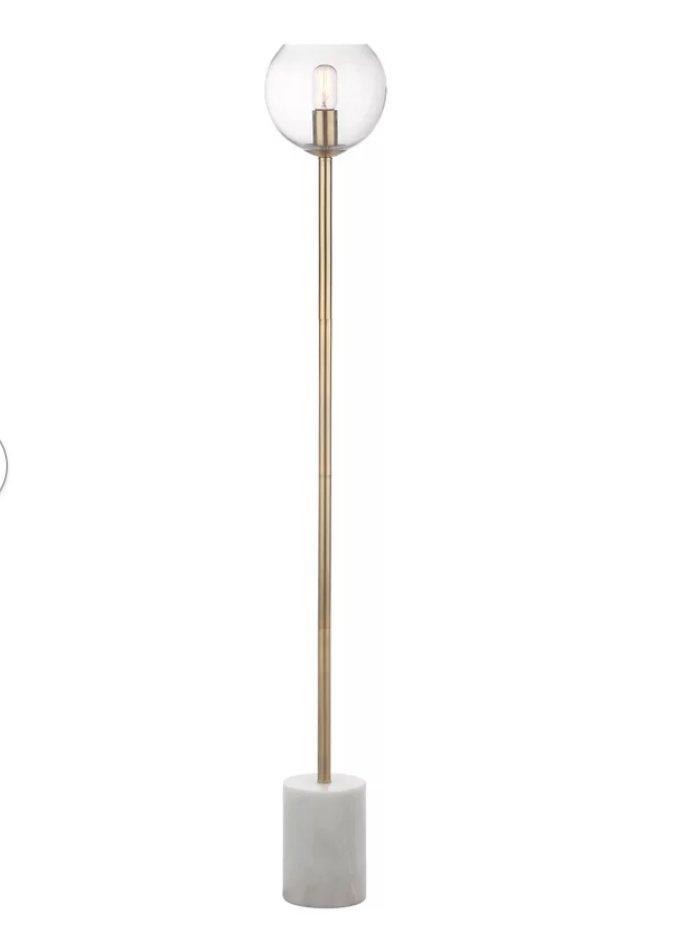 "Simmon 61"" Floor Lamp"