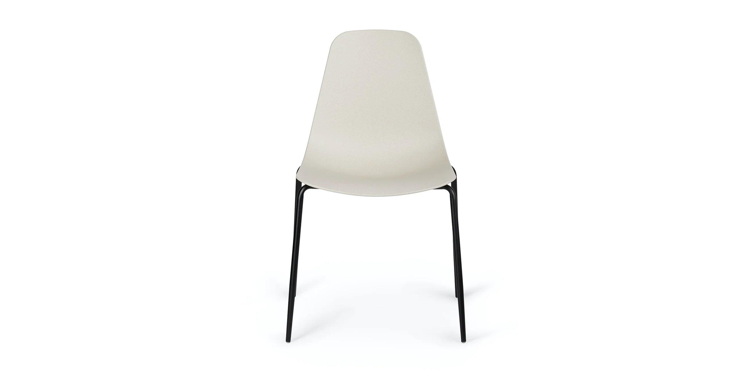 Svelti Grano Fawn Beige Dining Chair, pair