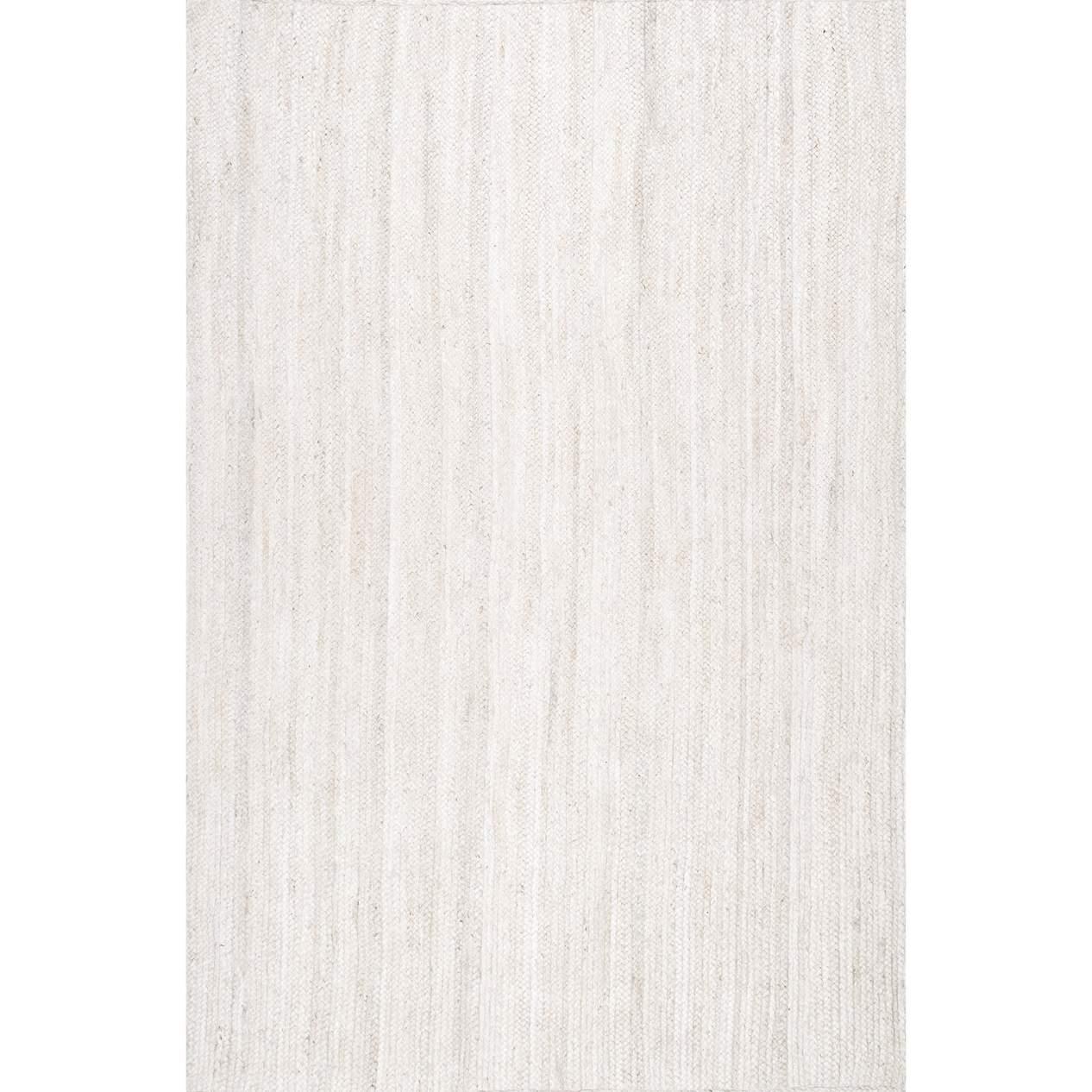 Hand Woven Rigo Jute rug Area Rug 8x10