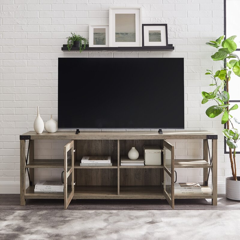 """Arsenault TV Stand for TVs up to 78"""""""