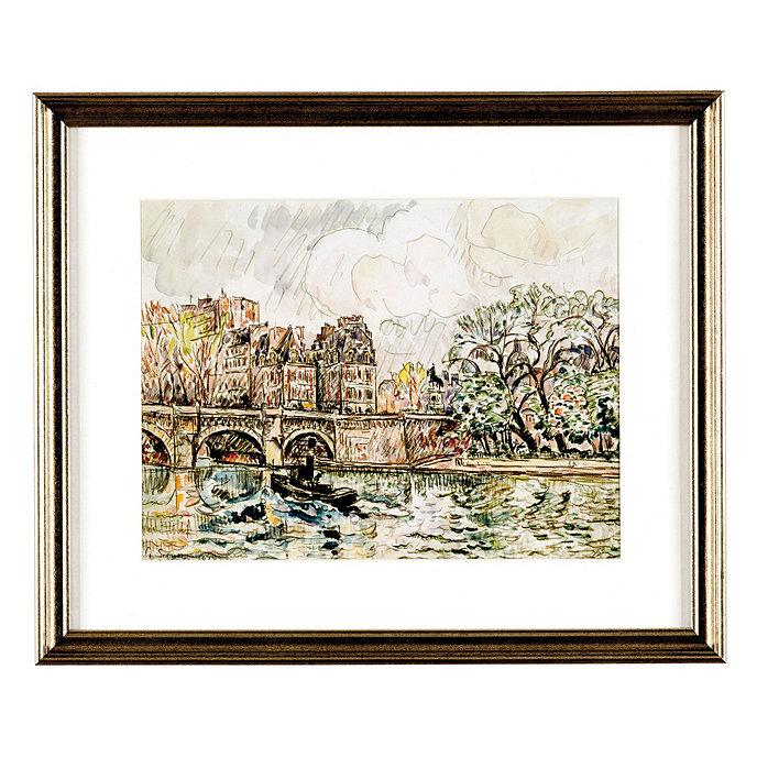 Ballard Designs Petite Paris Sketch Art // Print 1