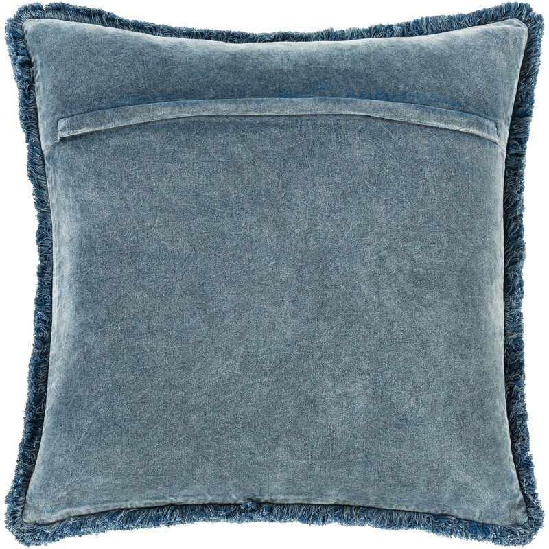 Highworth Cotton Throw Pillow in , No Fill
