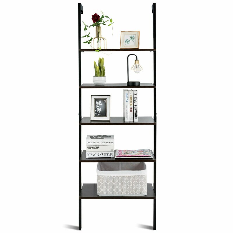Sonnet Ladder Bookcase