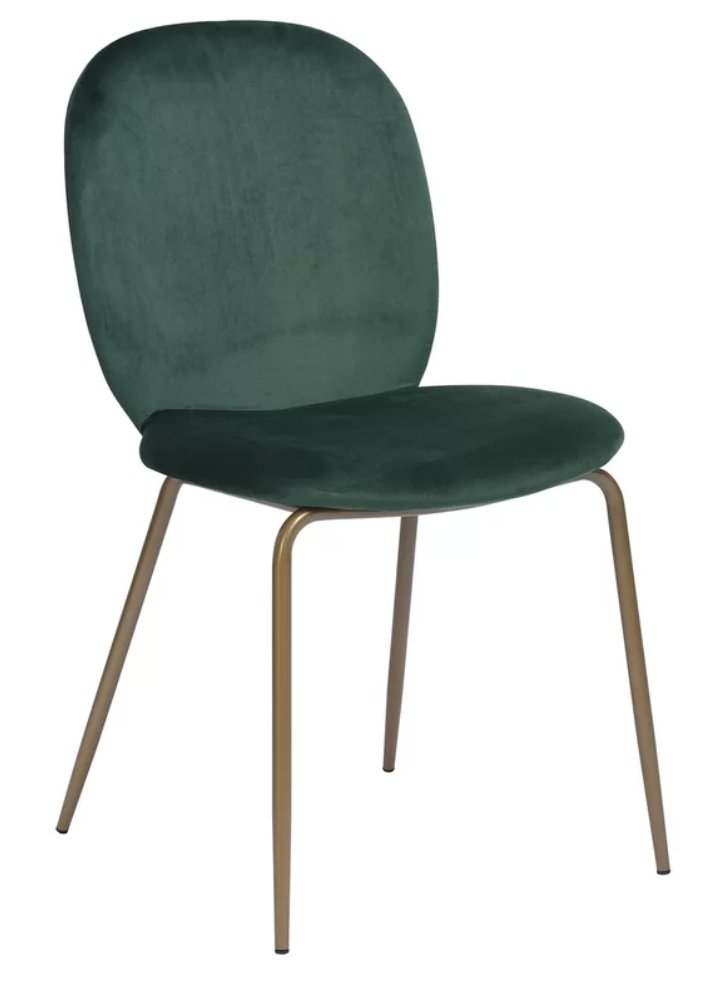 Parkinson Upholstered Dining Chair (set of two)
