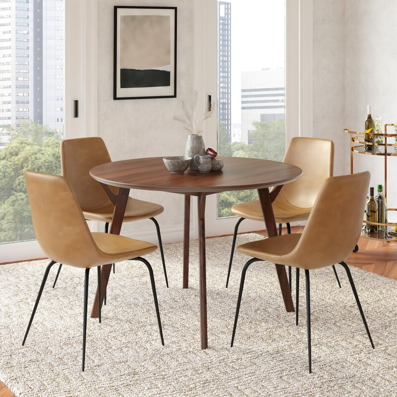 Braxton Upholstered Dining Chair (set of 2)