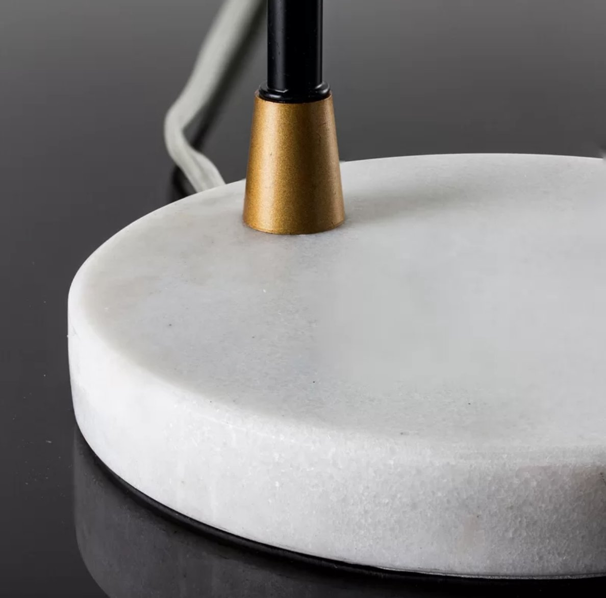 "Ronan Metal 21"" Adjustable Desk Lamp"