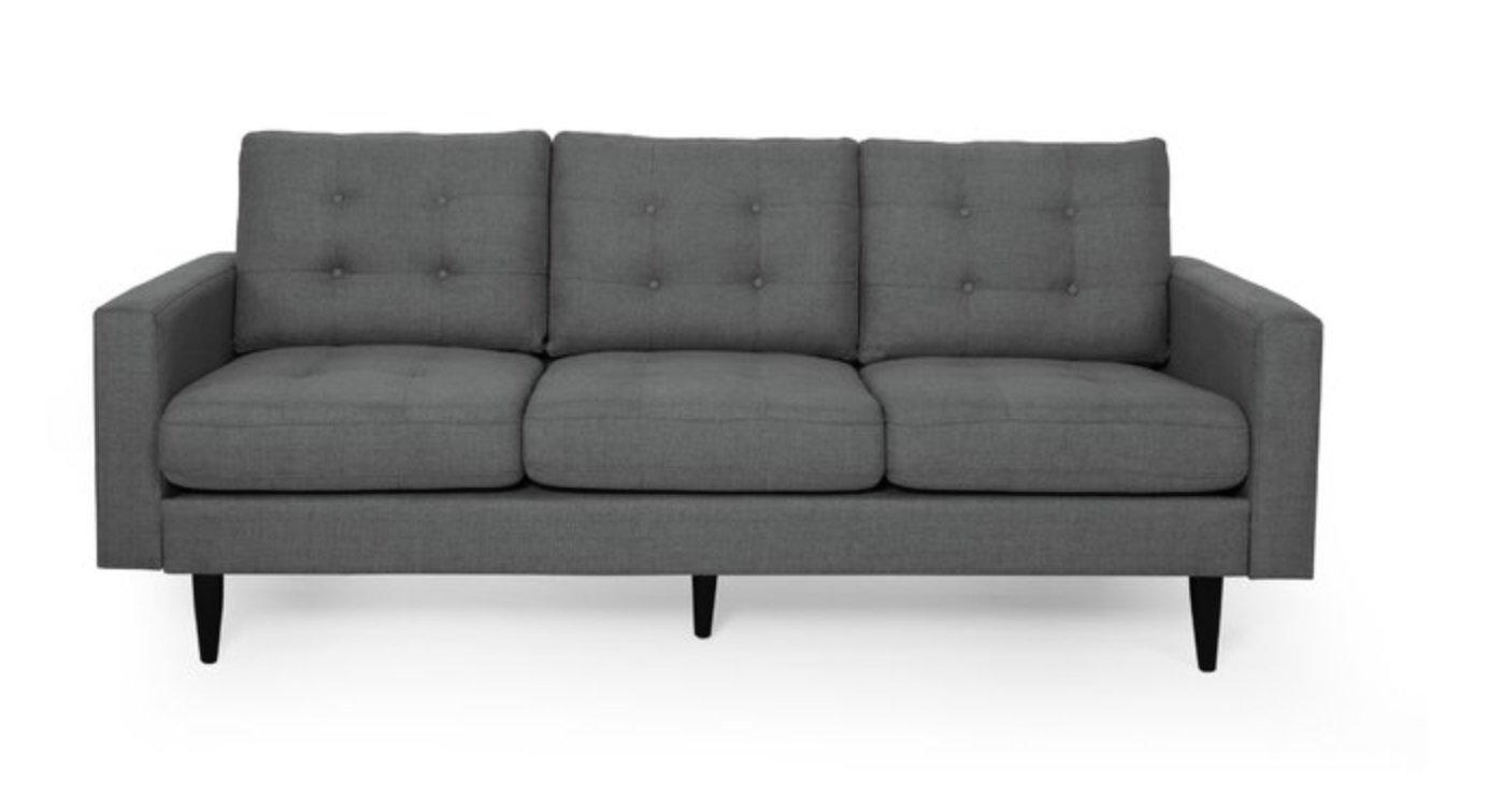 "Cudahy 82.75"" Square Arm Sofa"