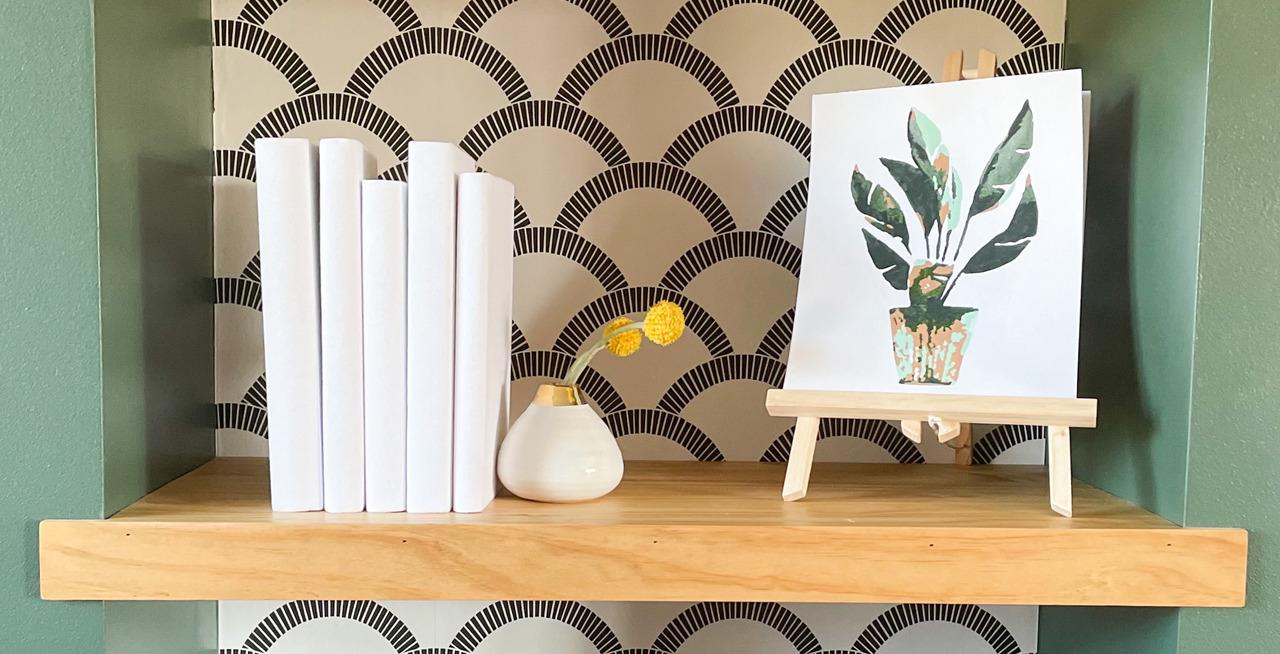 Set of 3 Decorative Books- Solid White
