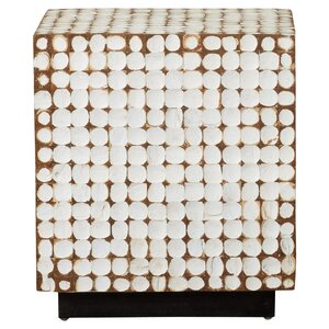 Sherlyn Handcrafted End Table