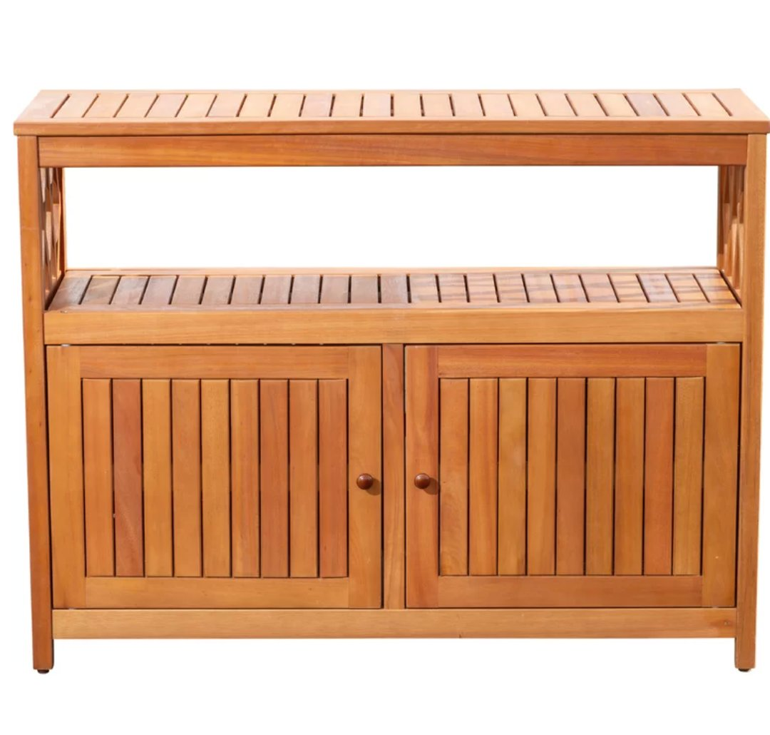 Buecker Buffet and Console Table