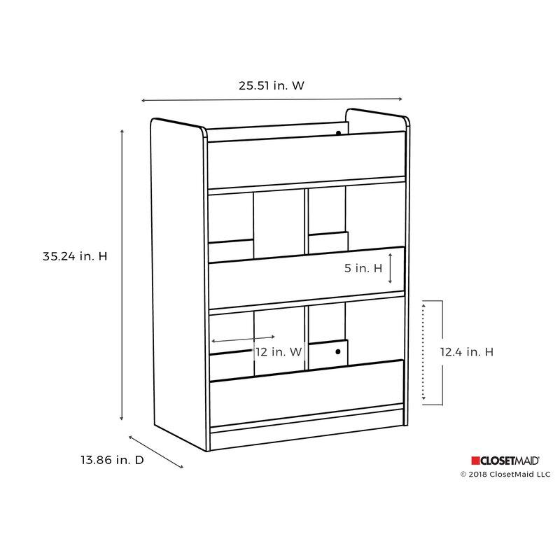 """KidSpace Vertical 35.24"""" Cube Unit"""