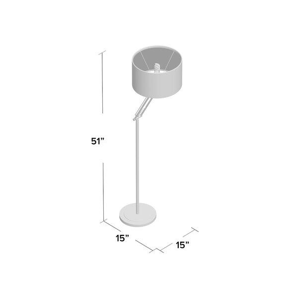 """Sandia 50.5"""" Task Floor Lamp"""