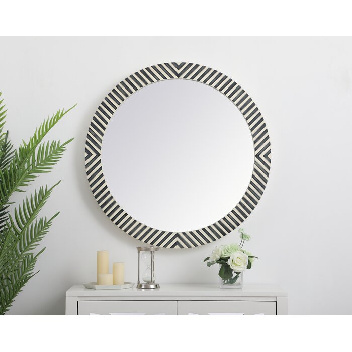 Oboyle Beveled Accent Mirror
