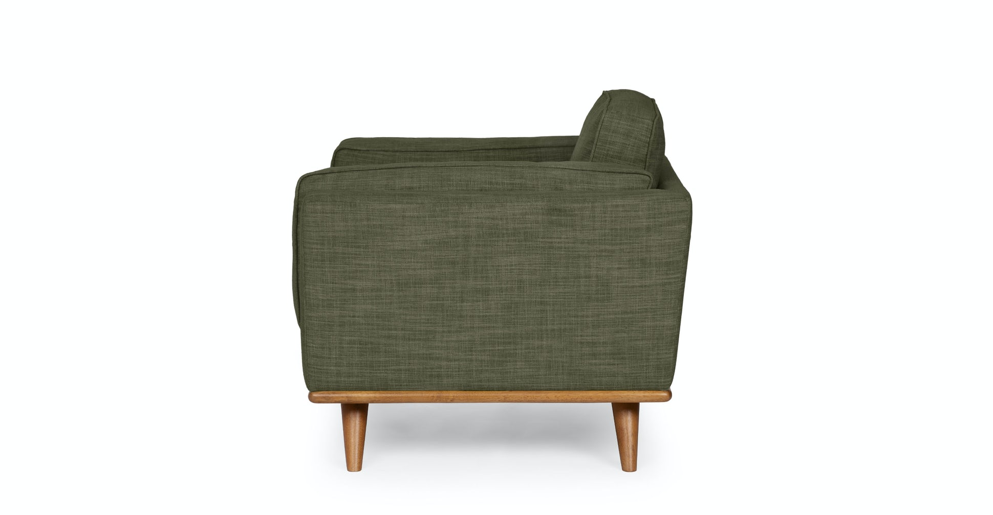 Timber Olio Green Chair