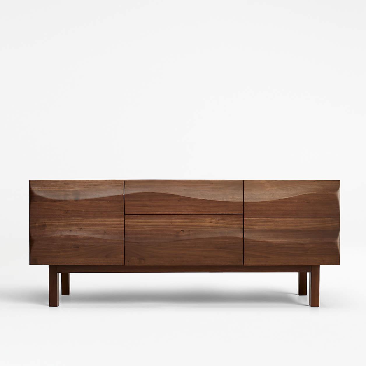 Apex II Walnut Sideboard