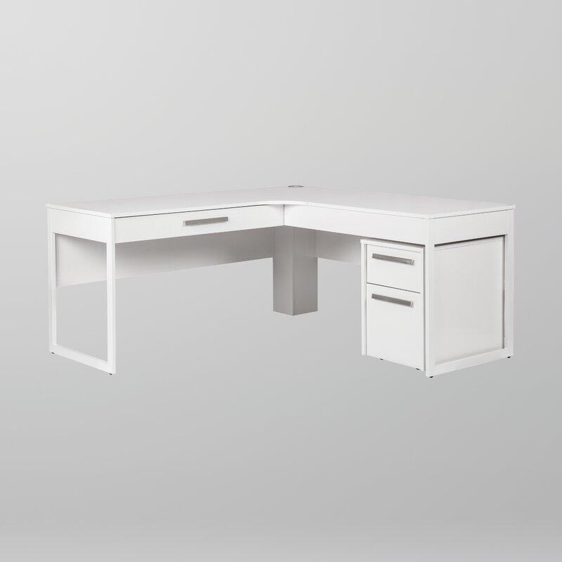 Dauntay L-Shape Desk