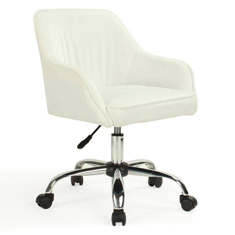 Kepler Velvet Task Chair