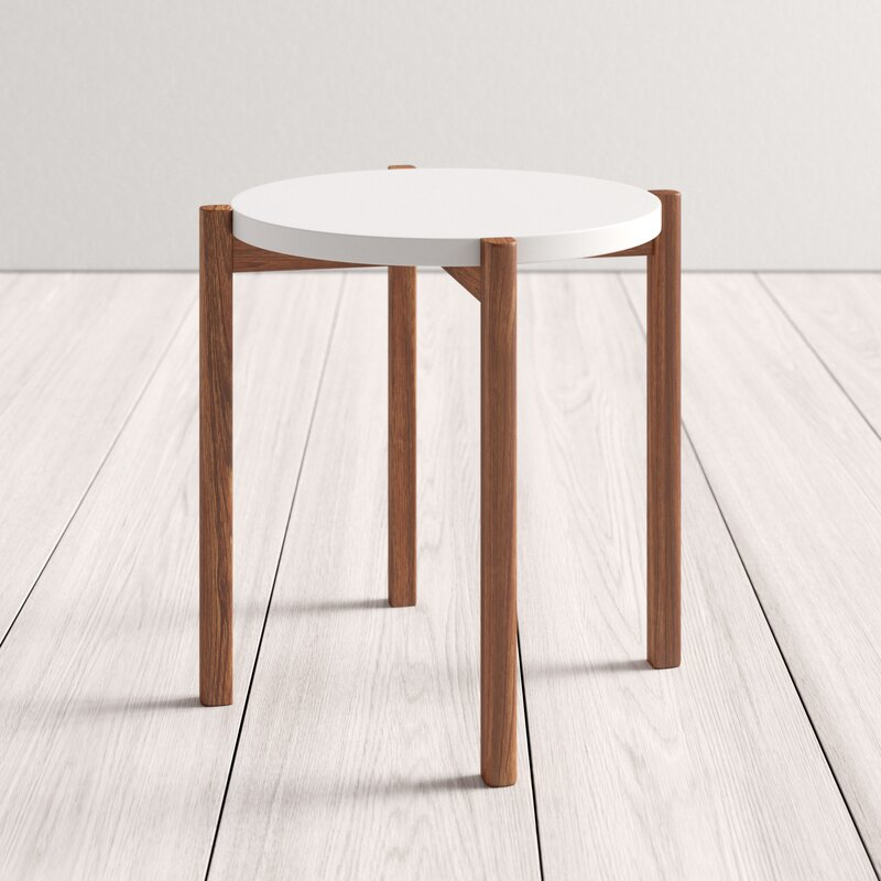 Burk End Table
