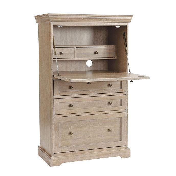 Ballard Designs Eastman Secretary Desk - Standard